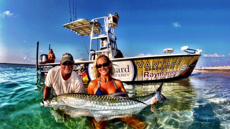 Tarpon fishing boca grande reel adventures fishing charter for Boca grande tarpon fishing