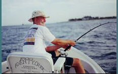 Tarpon Fishing at Boca Grande