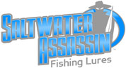 Capt Jeff uses Saltwater Assassin Fishing Lures