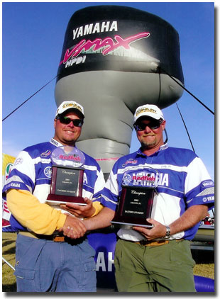 Team Century wins Yamaha Honors