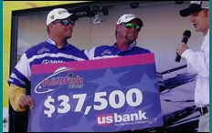 1st Place Inaugural Flw Redfish Tournament